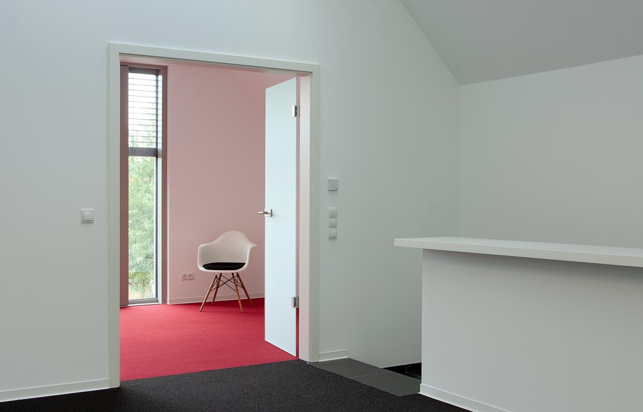 Modernes Einfamilienhaus in Frankenberg - OG