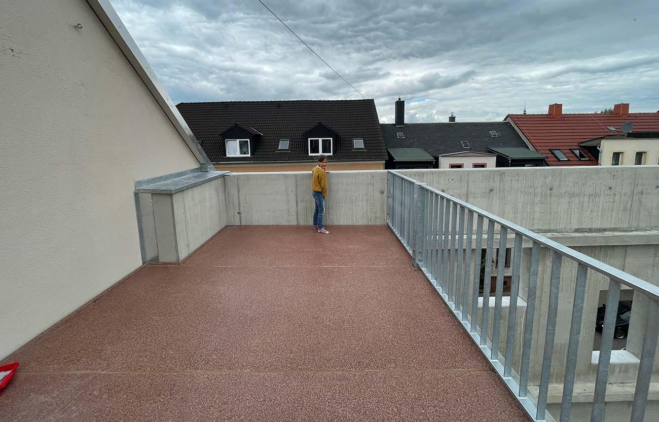 Balkonanlage Altenhainer Str. 35